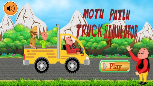Motu Patlu Truck Simulator modavailable screenshots 1