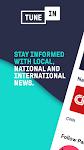 screenshot of TuneIn Radio: Live News, Sports & Music Stations