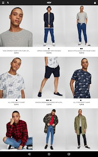 PULL&BEAR Screenshot