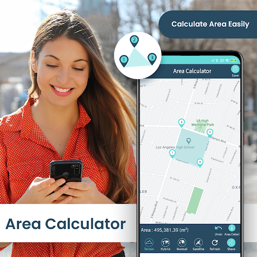 GPS Navigation Live Map & Driving Directions Guide 1.1.0 Screenshots 9