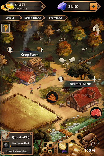Idle Trading Empire 1.2.3 screenshots 6