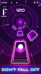Magic Twist: Twister Music Ball Game 2.9.18 screenshots 1