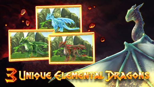 Dragon ERA Online: 3D Action Fantasy Craft MMORPG 5.0 screenshots 1