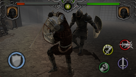 Knights Fight: Medieval Arena Mod Apk 1.0.21 (A Lot of Resources) 6