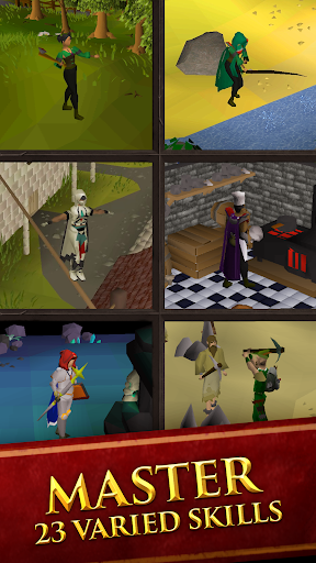 Old School RuneScape 195.1 screenshots 2