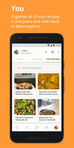 Cookpad - Create your own Recipes apktram screenshots 6