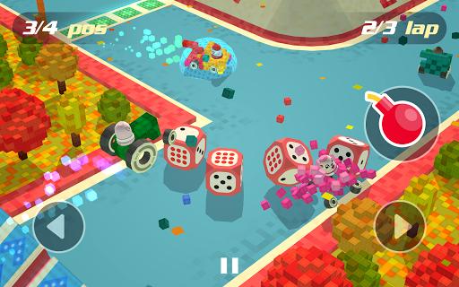 Pixel Car Racing - Voxel Destruction 1.1.2 screenshots 8