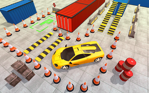 Ideal Car Parking Game: New Car Driving Games 2019 9 screenshots 1