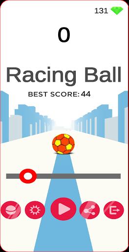 Speed Ball Catch Up - Catch Up The Racing Ball 3.4 screenshots 5