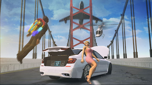 M7 Driving And Race Apk 0.2 screenshots 1
