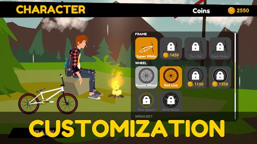 Draw Rider 2 Free - happy bike racing games screenshots 24