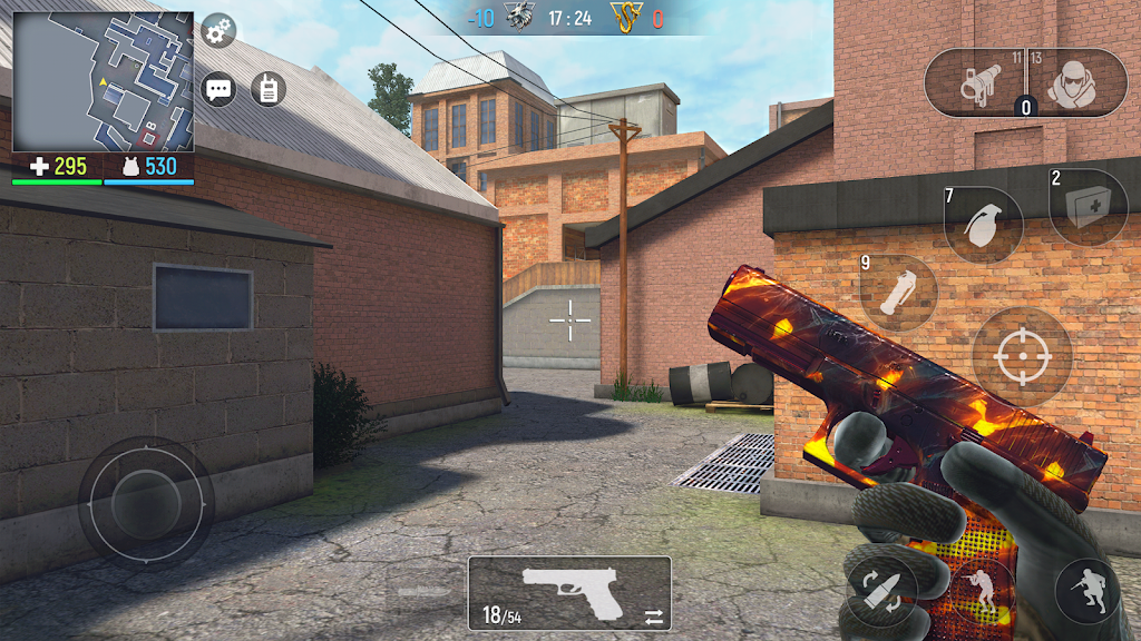Modern Ops - Online FPS (Gun Games Shooter) poster 8