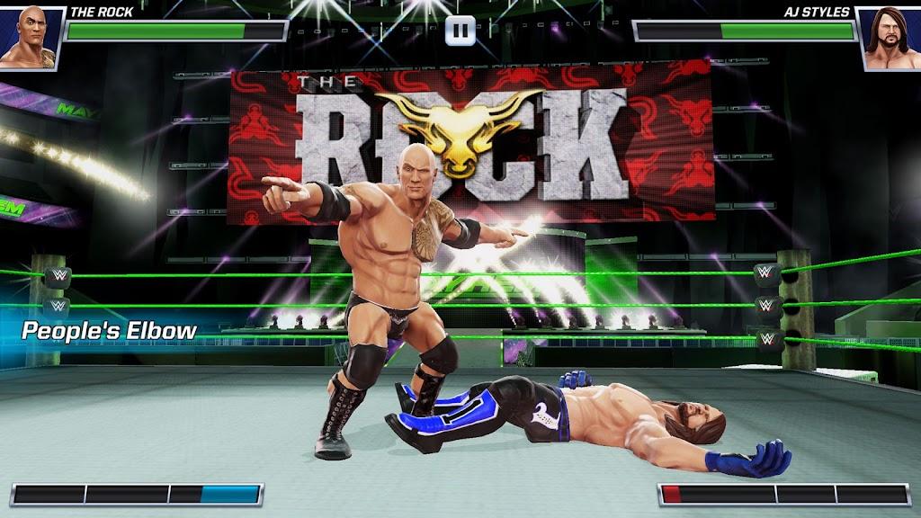 WWE Mayhem poster 7