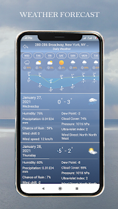 Accurate Weather Forecast PRO APK (PAID) Download 4