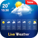 Weather Forecast - Live Weather - Androidアプリ