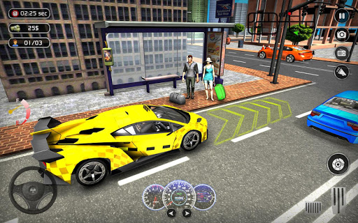 New York Taxi Simulator 2020 - Taxi Driving Game 2.3 Screenshots 2