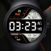 Splinter Watch Face & Clock Live Wallpaper