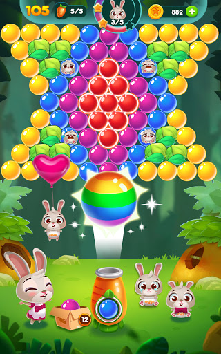 Bubble Bunny: Animal Forest 1.0.3 screenshots 13