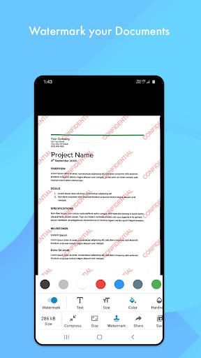 Document Scanner - (Made in India) PDF Creator Apkfinish screenshots 5