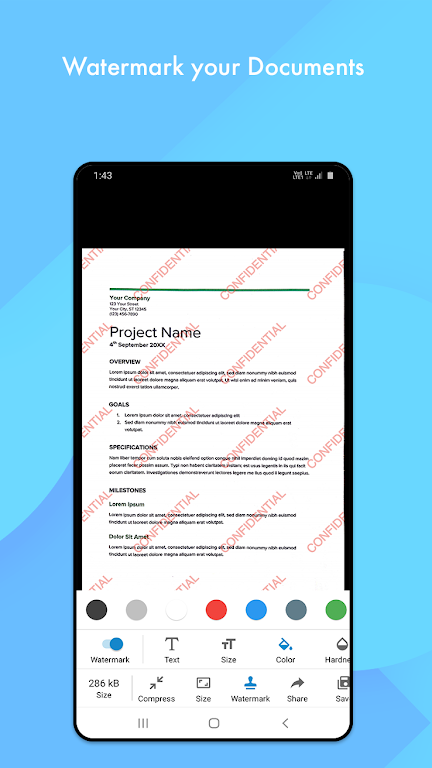 Document Scanner - (Made in India) PDF Creator  poster 4