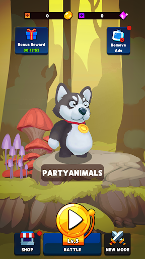 Party Animals: The Cute Brawl 1.2 screenshots 17