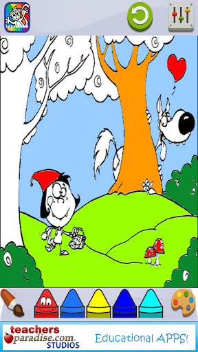 Coloring Book for Kids screenshots 4