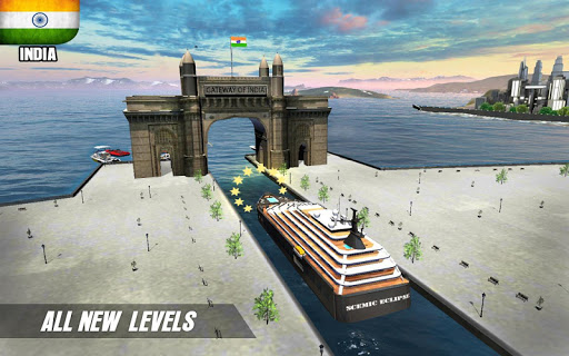 Big Cruise Ship Simulator 2019 3.9 screenshots 1