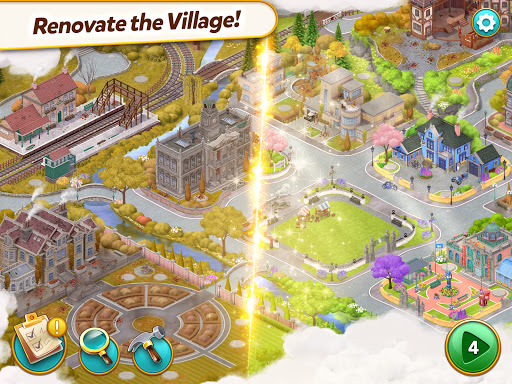 Mystery Match Village apktram screenshots 14