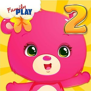 Second Grade Learning Games 3.15 by Family Play ltd logo