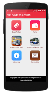 APSRTC APK Download For Android 1