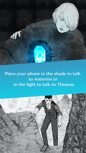 Unmaze - a myth of shadow & light 1.0.12 screenshots 3