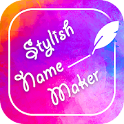Stylish Name Maker - Focus N Filter Name Art