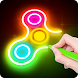 Draw Finger Spinner - Androidアプリ