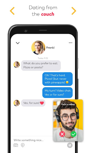 LOVOO - Free Chat & Dating App. Find love live now apktram screenshots 2