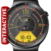 Race Day HD Watch Face Widget & Live Wallpaper