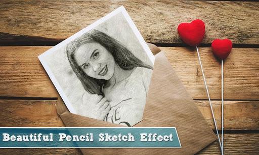 Pencil Sketch Art Photo Editor 2021 apktram screenshots 3