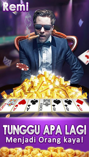 remi joker poker capsa susun Domino qq gaple pulsa 1.4.4 Screenshots 8