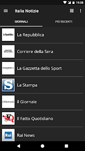 Italia News | Italia Notizie 7.2.1 Screenshots 5