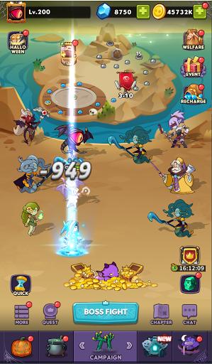 Hero Summoner - Free Idle Game  screenshots 24