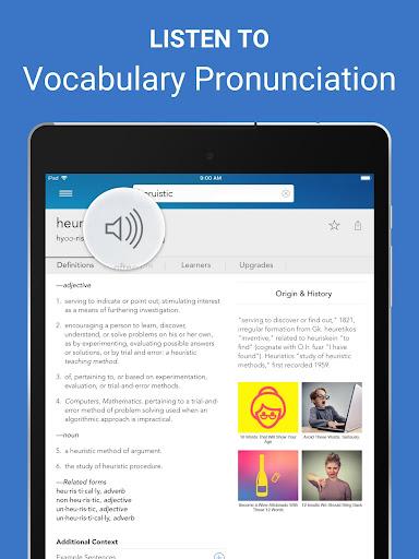 Dictionary.com Premium  screenshots 10