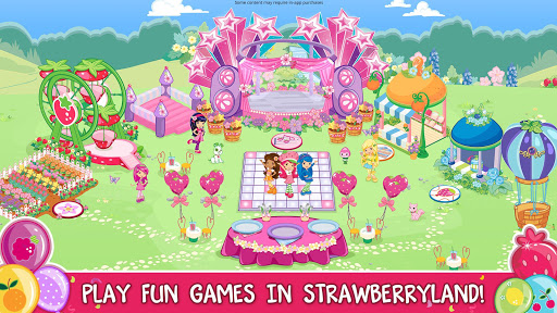 Strawberry Shortcake Berryfest Party 1.8 screenshots 2