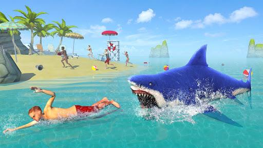 Shark Attack Simulator: New Hunting Game 30.8 screenshots 2