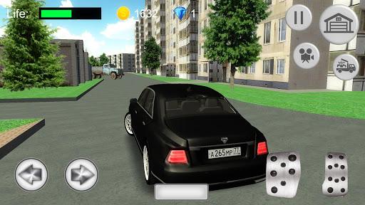 presidential aurus senat simulator screenshot 3
