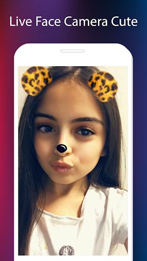 Sweet Face Cam & Sweet Sticker 1.10.20.2504 Screenshots 5