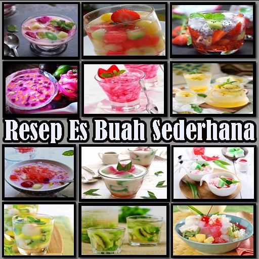 Resep Es Buah Sederhana Programu Zilizo Kwenye Google Play