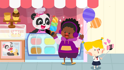 Little Panda's Shopping Mall modavailable screenshots 6