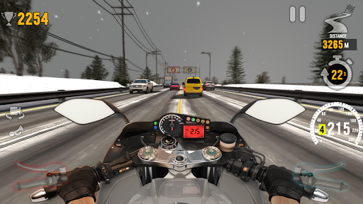 MotorBike: Traffic & Drag Racing I New Race Game 1.8.2 screenshots 2