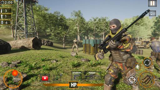 Modern Commando 3D: New Shooting- Army Games 2021 1.0.13 screenshots 4