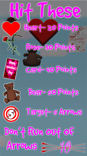 Cupid's Target Practice For PC Windows (7, 8, 10, 10X) & Mac Computer Image Number- 14