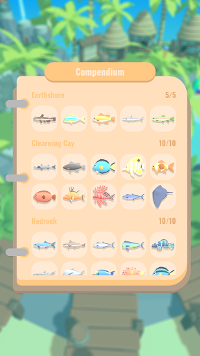 Tides: A Fishing Game apkpoly screenshots 7